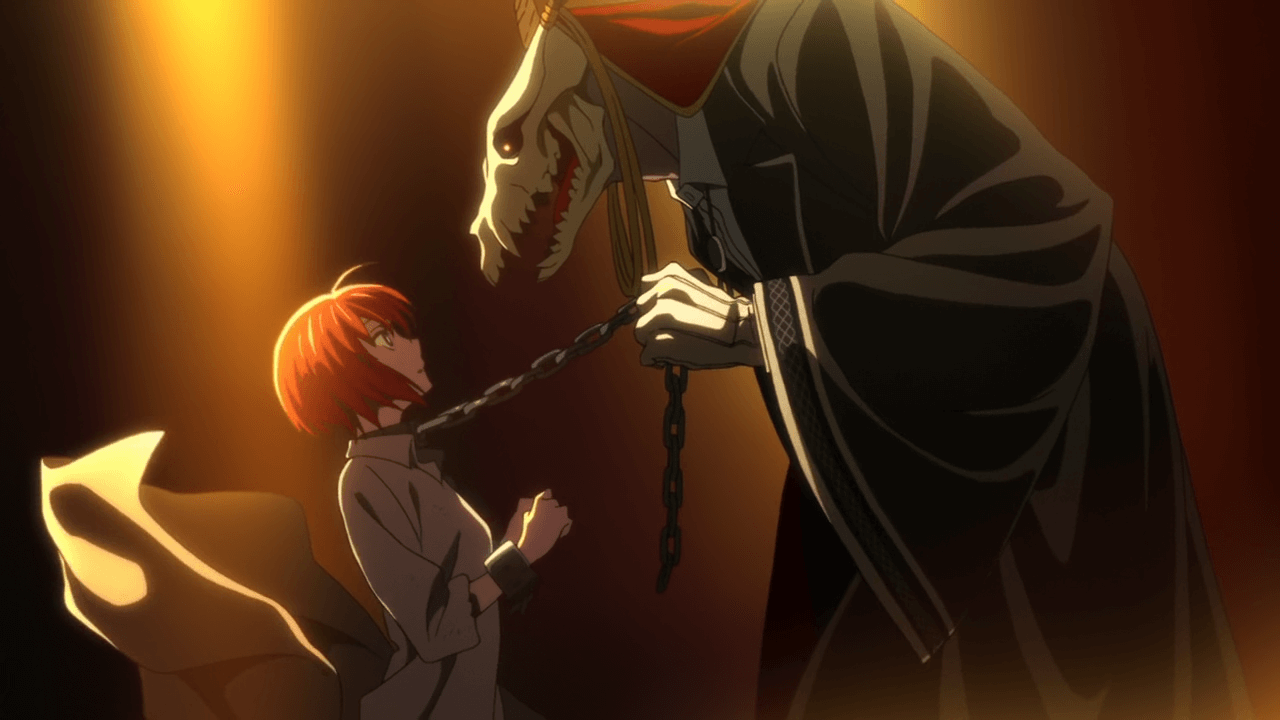 The Ancient Magus' Bride — PV 01 « DameDesuYo Fansubs